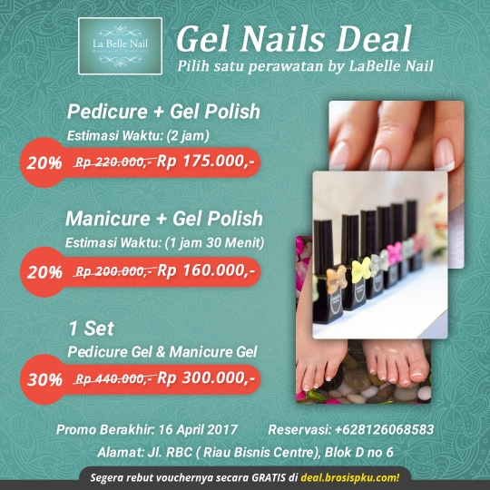Gel Nails Deal