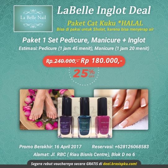 Labelle Inglot Deal