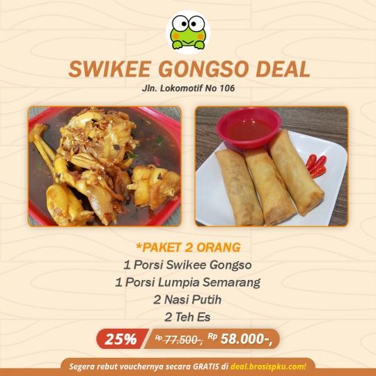 Swikee Semarang Gongso Deal