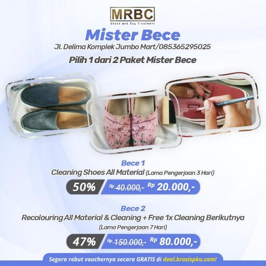 Mister Bece Deal