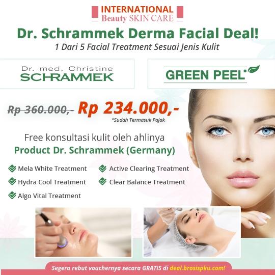 Dr Schrammek Derma Facial Deal