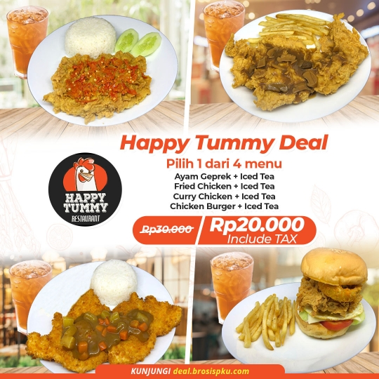Happy Tummy Deal