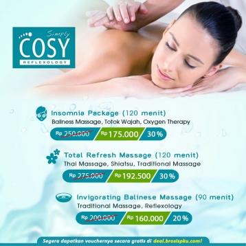 Simply Cosy Spa Deal