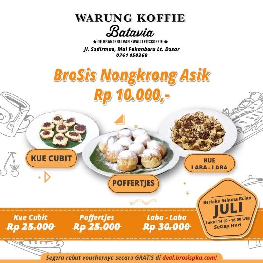 Warung Koffie Batavia Nongkrong Asyik Deal
