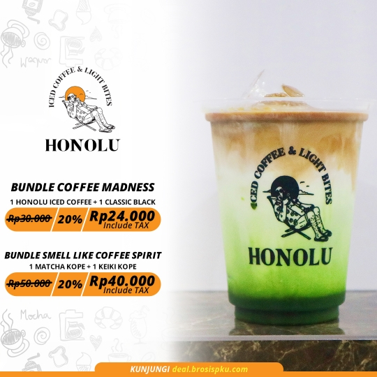 Honolu Coffee Deal