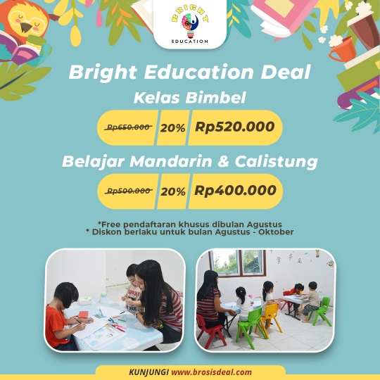 Bright Education Deal