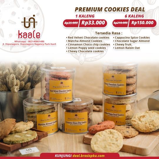 Unikaale Premium Cookies Deal