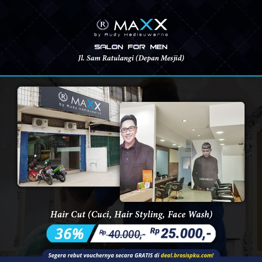 Maxx Opening Promo Deal