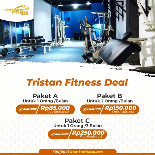 Tristan Fitness Deal