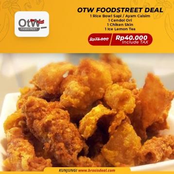 Otw Foodstreet Buka Puasa Deal