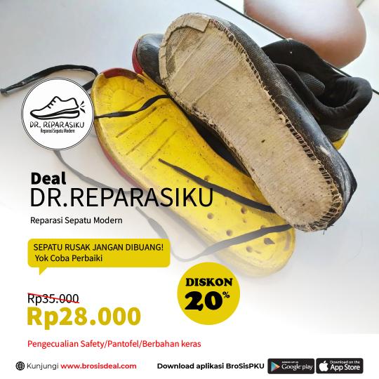 Dr Reparasiku Deal