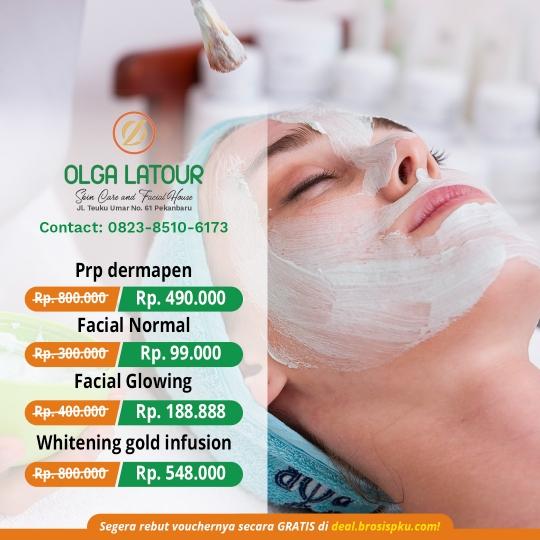 Olga Latour Clinic Deal