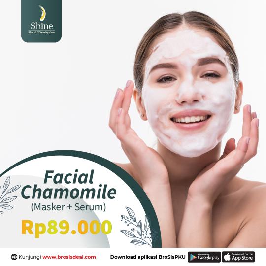 Shine Clinic Facial Chamomile Deal