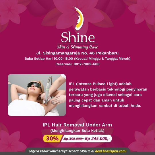 Shine Clinic Ipl Deal