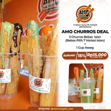 Amo Churros Deal
