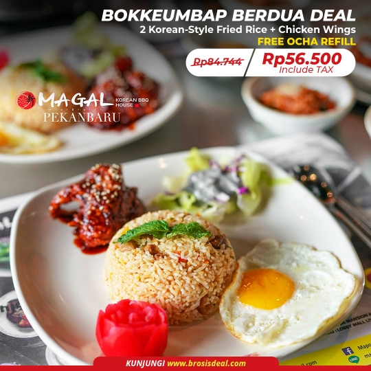 Magal Bokkeumbap Deal