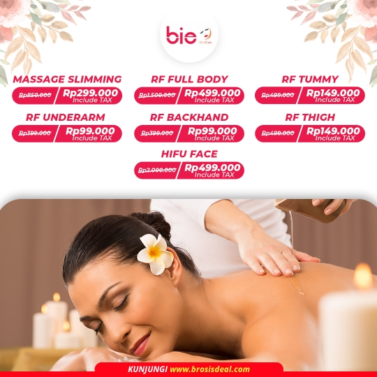 Bieskin Care Slimming Treatment Deal