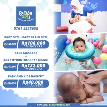 Bunda Esti Baby Spa Deal