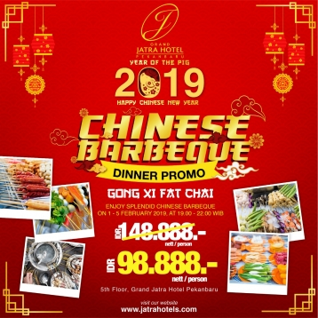 Jatra Chinese Barbeque Deal