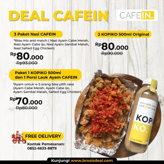 Cafein Deal