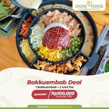 Jjigae House Bokkuembab Deal