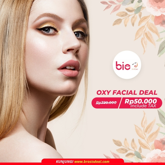 Bieskin Care Oxy Facial Deal