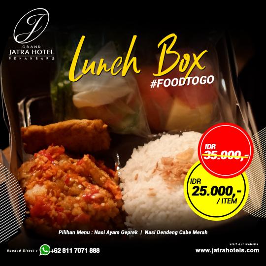 Grand Jatra Lunch Box Deal