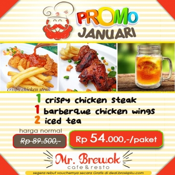 Mr Brewok Januari Deal