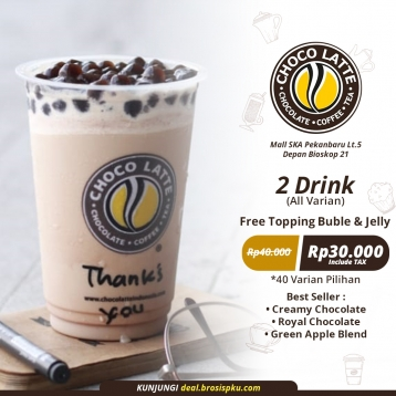 Choco Latte Best Seller Deal