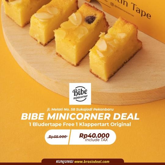Bibe Minicorner Deal