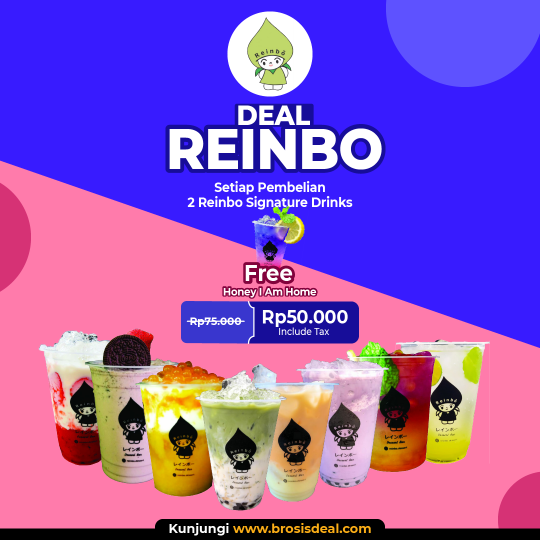 Reinbo Dessert Bar Deal
