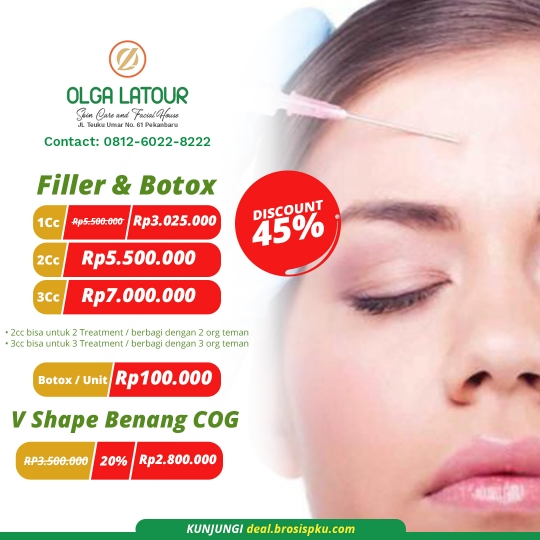 Olga Latour Clinic Filler Deal