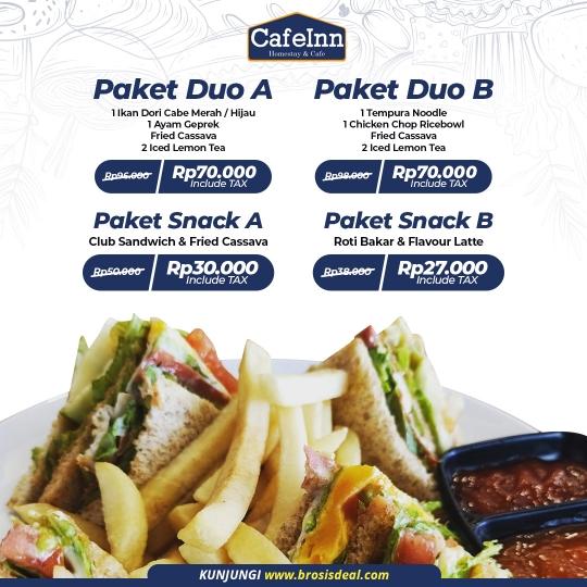 Cafeinn Homestay & Cafe Deal