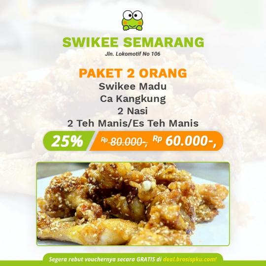 Swikee Semarang Deal