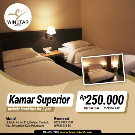 Winstar Hotel Deal