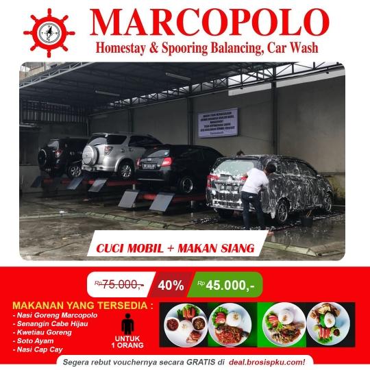 Marcopolo Car Wash Deal