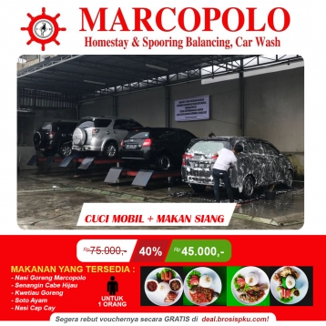 Marcopolo Car Wash Deal