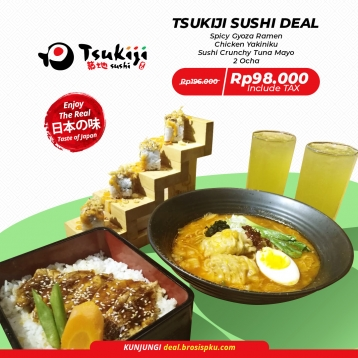 Tsukiji Sushi Deal
