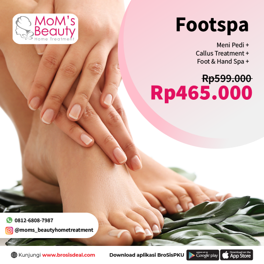 Moms Beauty Home Treatment Deal
