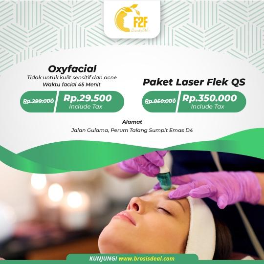 F2f Beauty Skin Deal
