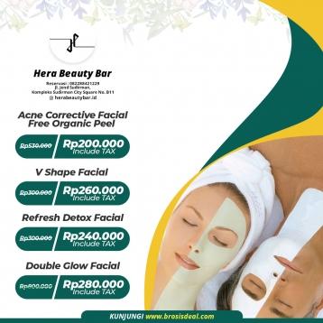 Hera Beauty Bar Treatment Deal