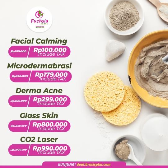 Fuchsia Skin Clinic Deal