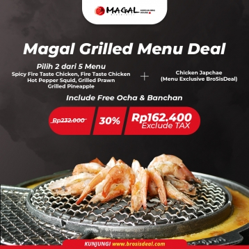 Magal Grilled Deal