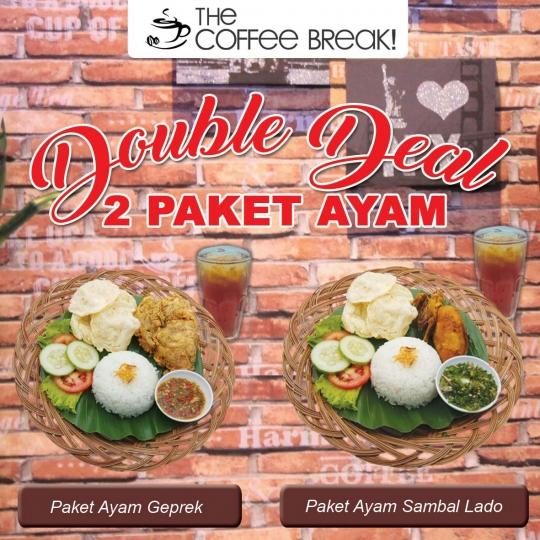The Coffee Break Double Deal