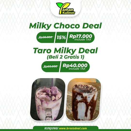 Taman Kuliner Milky Deal