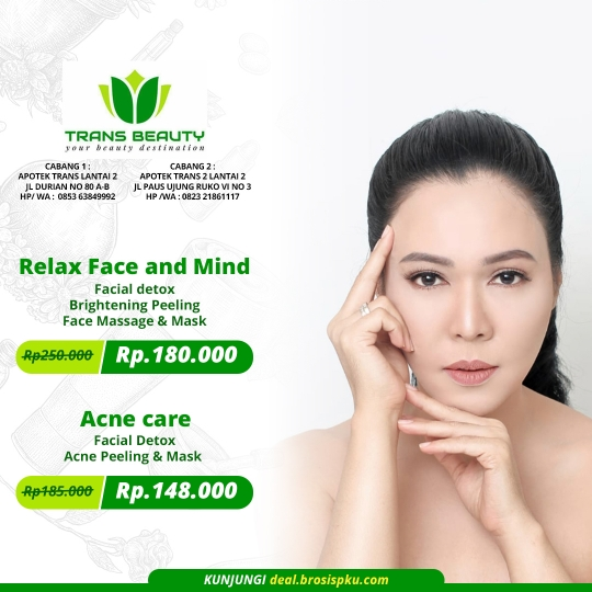 Trans Beauty Clinic Relax Deal