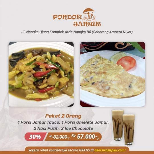 Pondok Jamur Deal