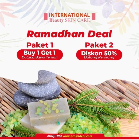 International Beauty Skin Care Ramadan Deal