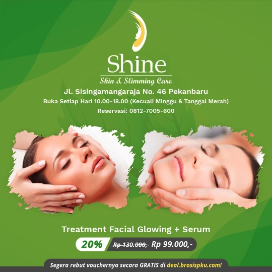 Shine Clinic Facial Deal