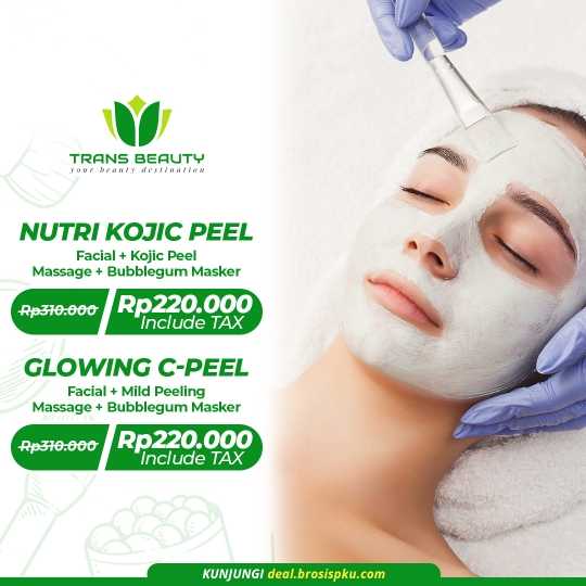 Trans Beauty Clinic Deal